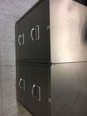Büroschubladenschrank mit Hängeregister - Metallschrank