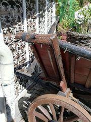 Ladewagen alt