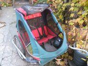 Fahrradanhänger Kinderanhänger Chariot