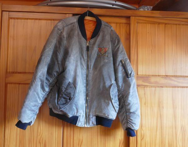 Goldwing-Motorrad-Jacke Größe L