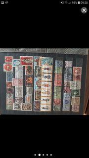 Briefmarkensammlung Briefnarken