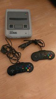 Super Nintendo