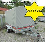 Profi- Anhänger 1300 kg 3m