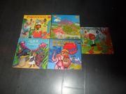 Sammlung LPs Kinder