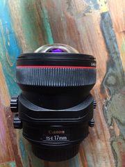 Canon TS-E 17mm Tilt-Shift Objektiv