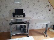 Schreibtisch ausziehbar
