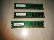 Arbeitsspeicher DDR2 RAM