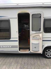Wohnwagen Fendt Platin 700