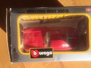 Modellauto Burago 1 24 Mercedes