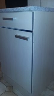 Küchenunterschrank Einzelstück mit Arbeitsplatte