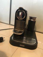 Nespresso Kaffeemaschine mit