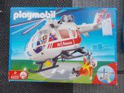 Playmobil Rettungshubschrauber 4222