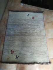Kleiner Gabbeh-Teppich 1 25 x