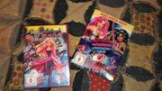 2 Barbie DVD S zusammen