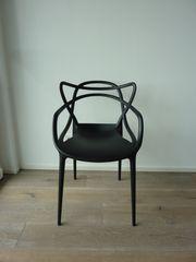 4 Stück Masters Stühle von