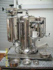 Kaffeemaschine, WMF, Baujahr.