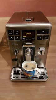 Verkaufe Saeco Exprelia Kaffeevollautomat HD8856 -