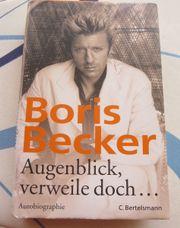 Buch Boris Becker Autobiographie