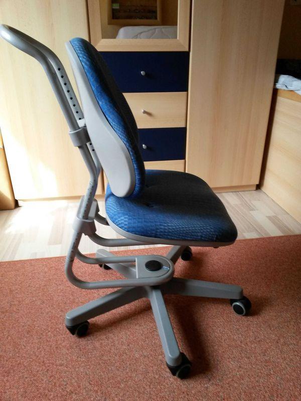 Mitwachsender Kinderdrehstuhl Schreibtischstuhl In Pforzheim