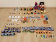 Spielzeug, Spielzeugfiguren, Spielkarten,