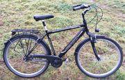 Modernes CYCO Alu 7-Gang Herren-City-Fahrrad