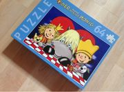 Der kleine König Puzzle echte