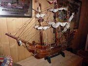 Segelschiff Nachbau San