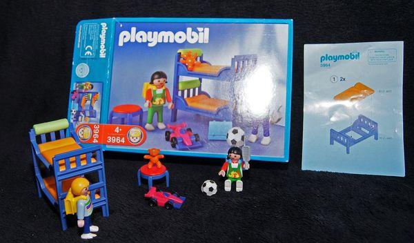 Etagenbett Zubehör : Etagenbett mit kindern und zubehör playmobil in baden