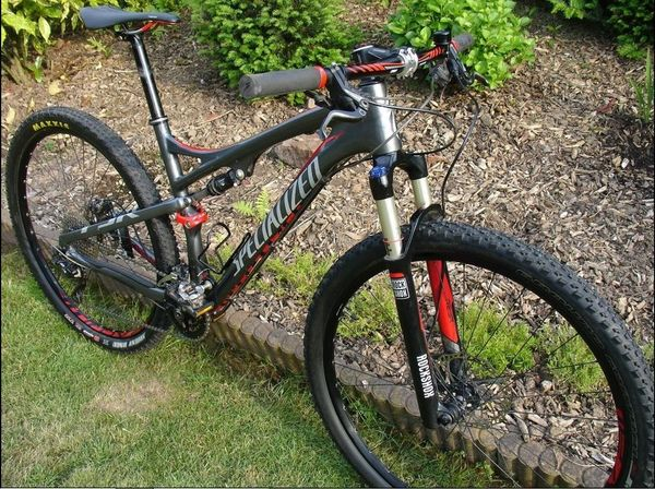 2013 MTB Specialized Epic Fully
