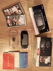 PlayStation Portable, PSP -