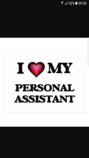 persönlicher Assistent, Allrounder,