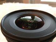 Weitwinkelobjektiv von Sigma 10-20mm