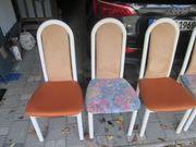 6 Stühle Zu