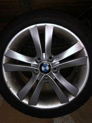 Original BMW Winterreifen mit Felgen
