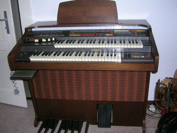 WERSI-Orgel » Tasteninstrumente
