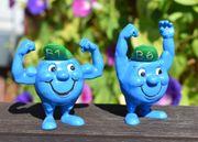 B1 und B6 Werbefiguren Pleomix-B