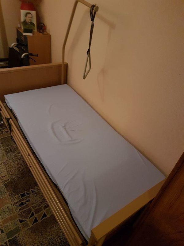 pflegebett günstig gebraucht kaufen - pflegebett verkaufen - dhd24, Hause deko