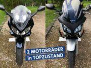 Touren-Motorräder im