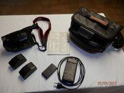 Videokamera, GR-AX280,