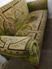 Altes Kanapee Sofa