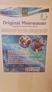 Original Meerwasser 20L -