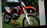 Motocross KTM 350
