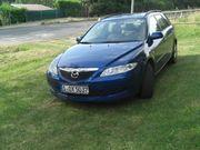 Mazda 6 Kombi CDI