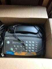 Philips Faxgerät ohne Anrufbeantworter