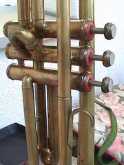 Verschiedene Jazz Trompeten