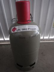 Propangasflasche
