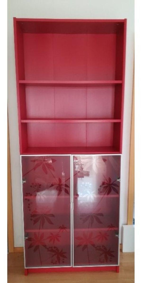 Ikea Billy Bücherregal Mit Türen