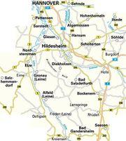 Algermissen-OT überdachten Stellplatz für Wohnmobil