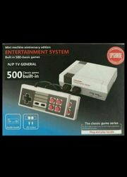SPIELE CONSOLE