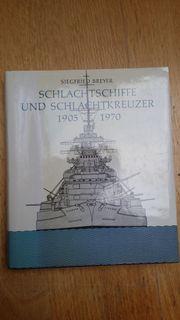 1 Buch Schlachtschiffe
